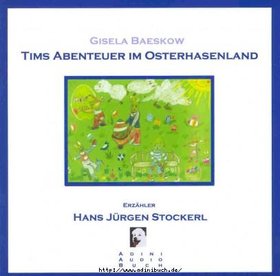 Tims Abenteuer im Osterhasenland